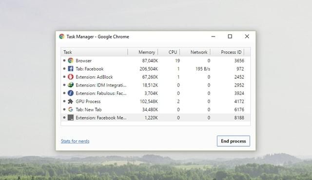 trình duyệt web google chrome là gì