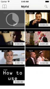 Phần mềm MyVid Video Downloader