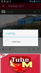 Tubemate chính là trình xemYoutube trên Android