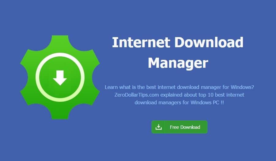 Internet download manager là gì? Hướng dẫn gỡ bỏ Internet download manager