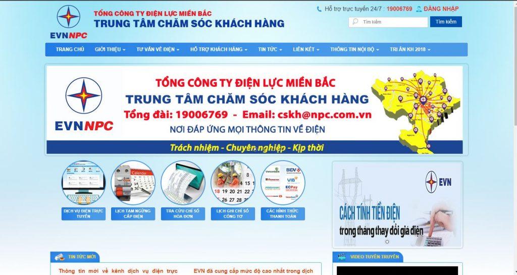 tra cứu hóa đơn tiền điện online nhanh nhất