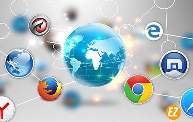 trình duyệt web là gì